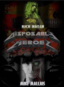 DISPOSABLE HEROES WELCOME RICK HATCH & MIKE MALLAIS TO THE BAND!!!